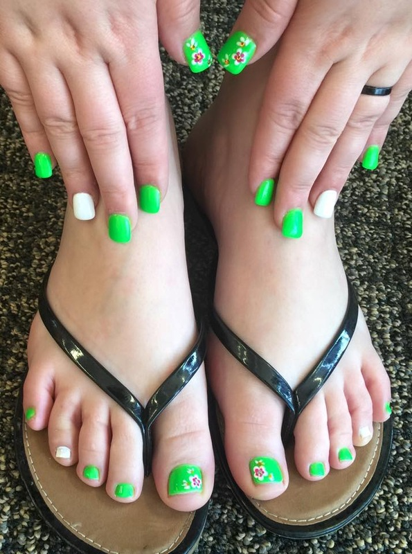 professional massage chair black waiting room chairs pedicure - hanna's nails & salon