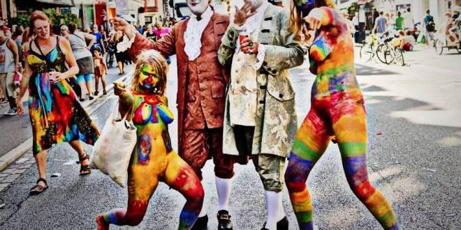 Klargjørende homoparade – alt er lov og frihet i det nye Vesten er å ikke sette grenser for noe – Trond Ali Lindstad