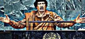 Muammar Gaddafi UN Herland Report AP