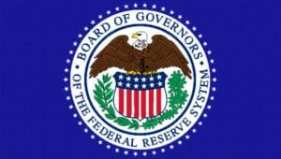 The Federal Reserve emblem. Herland Report.