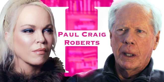 Herland Report Exclusive Short with Dr. Paul Craig Roberts: Russiagate is conspiracy between the Military Security Complex, Hillary Clinton