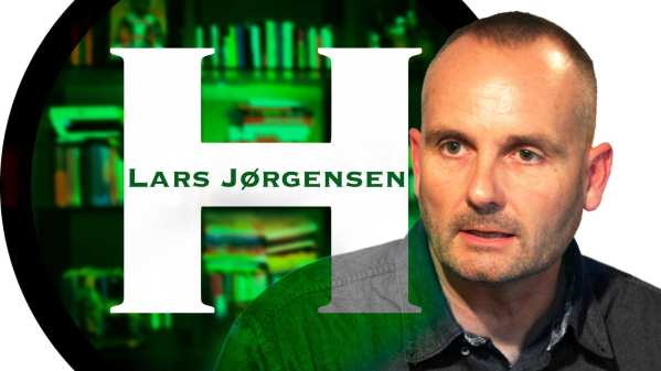 Watch sociologist and journalist, Lars Jørgensen at The Herland Report TV, reaching millions yearly.