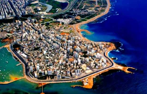 Libya before 2011. Photo: Travel Time.