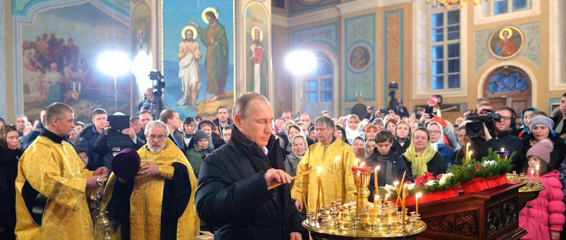 Russia's turn from Leninism to Christian Orthodoxy under Putin: choosing opposite path than the hedonist West - Herland Report