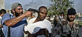 Libya war 2011 atrocities