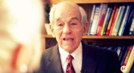 Hanne Nabintu Herland Report with Dr. Ron Paul, former senator and presidential candidate in the US