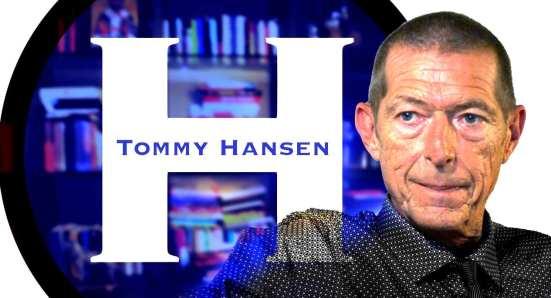 Tommy Hansen logo Herland Report TV Show.