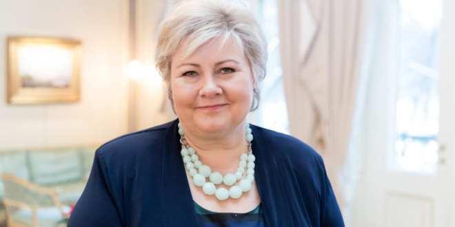 Erna Solberg Nettavisen Herland Report