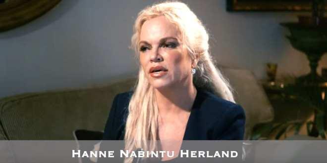 Hanne Herland Report Donald Trump for Nobel Peace Prize