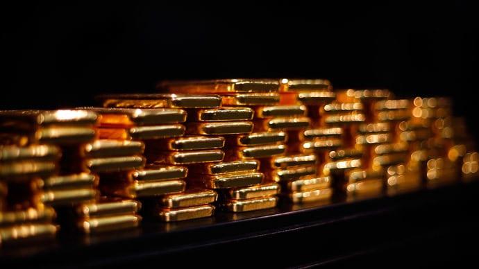 Gold bar Reuters Herland Report