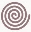 Keltisches Symbol Spirale