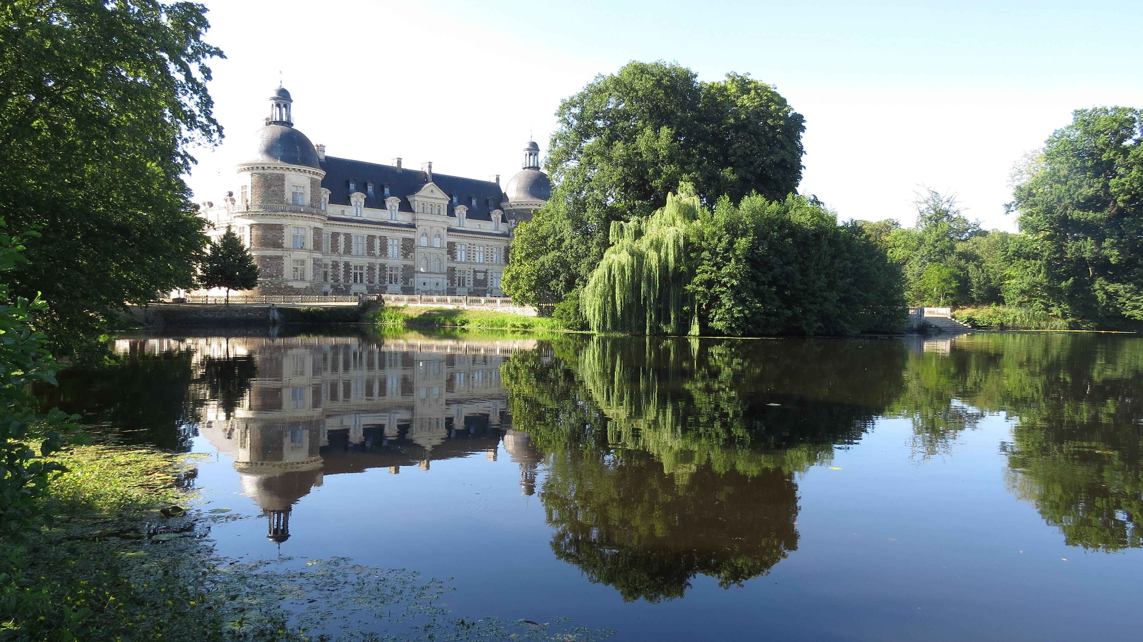 Château de Serrant bein Angers