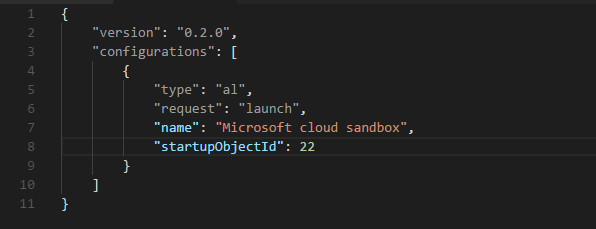 vscode sandbox launch_json
