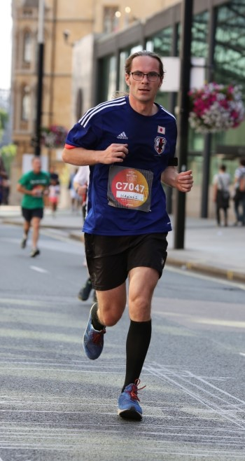 Hannes Holst Westminster 10k 2017