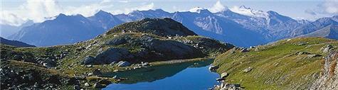 Wandern im Zillertal/Tuxertal
