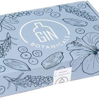 Gin-Botanicals Set