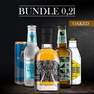 Bundle-Hannibal Gin OAKED 0,2l