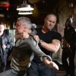 Anton and Kane Fight