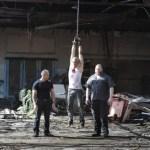 Kane Hanging