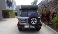 Hannibal Roof Racks - Nissan Patrol GU - Hannibal Safari ...