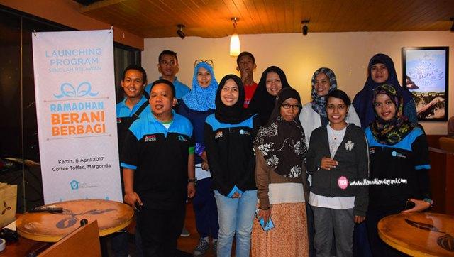 program-sekolah-relawan Ramadhan Berani Berbagi