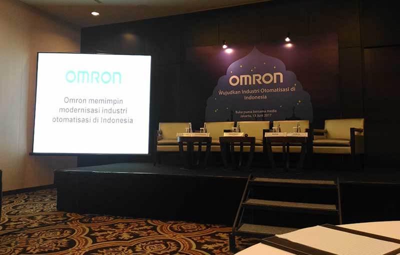 omron modernisasi industri otomatisasi di indonesia 2