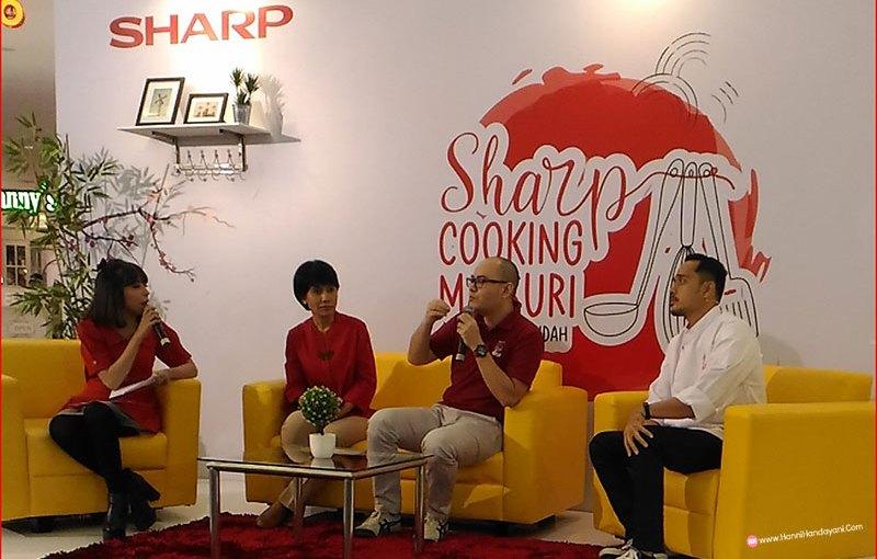 pembicara-sharp-cooking-matsuri