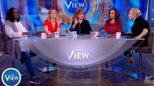 FIREWORKS: Hosts of 'The View' SLAM HILLARY, Say She's a 'POLITICAL VIRUS'