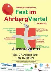 Sommerfest im Ahrbergviertel
