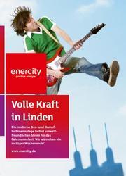 Volle Kraft in Linden