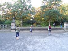 Schüler im Von-Alten-Garten