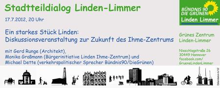 Stadtteildialog Linden-Limmer