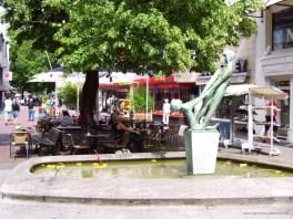 Brunnen in der Grupenstraße