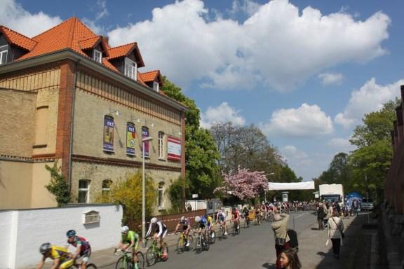 Radrennen auf dem Lindener Berg