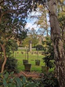 Grabstätten auf dem Stadtfriedhof
