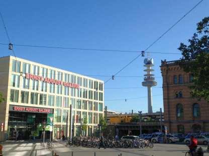 Ernst-August-Platz Galerie