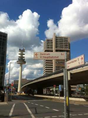 Verkehrsknoten Raschplatz