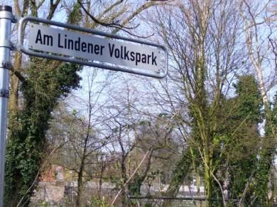 Am Volkspark Linden