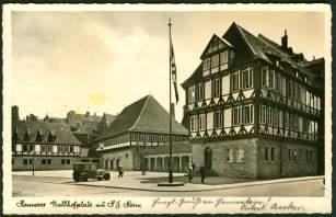 Ballhofplatz (etwa 1939)