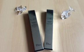 Dior Eyeshadow brush and Eyeliner brush