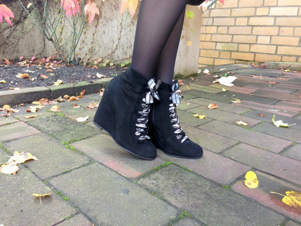 Pretty Small Shoes ankle boots