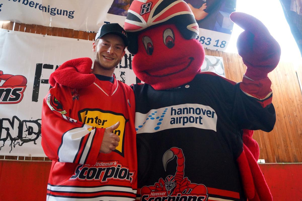 Hannover Scorpions  Robin Ringe verlngert bei den Scorpions