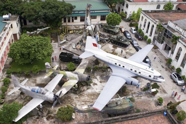 hanoi military museum