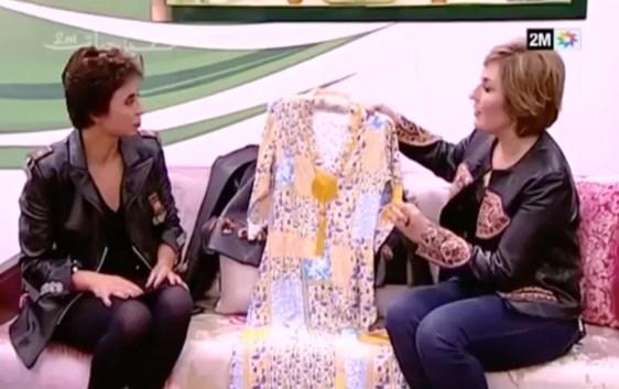 Hanout Boutique National TV Show Guest
