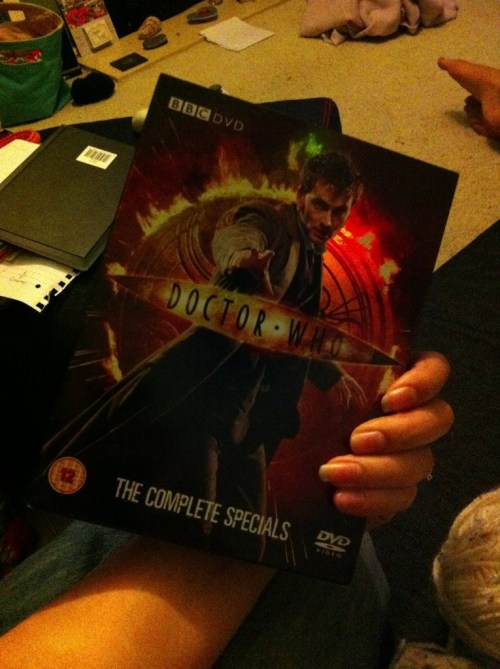 Doctor Who - The Complete Specials - David Tennant!!!