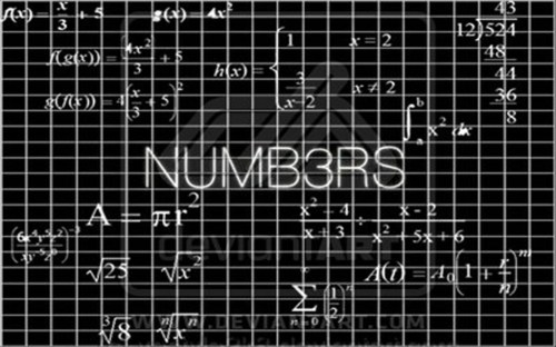 Numb3rs Title Card