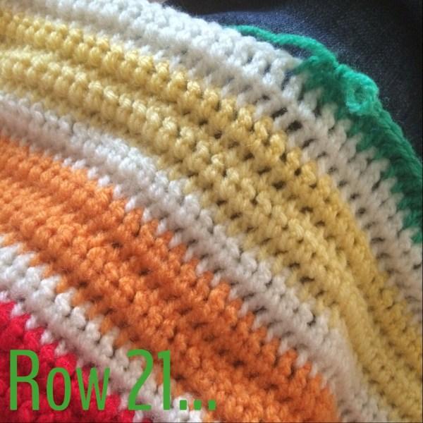 Row 21...