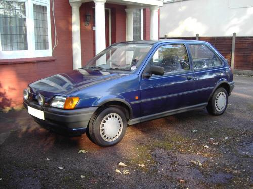 Ford Fiesta - Similar to Whippy - My first car