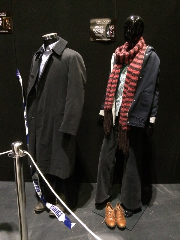 Molly Hooper and Le Strade Costumes