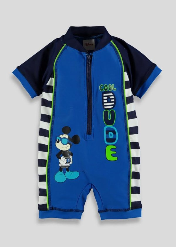Boys Sunsuit
